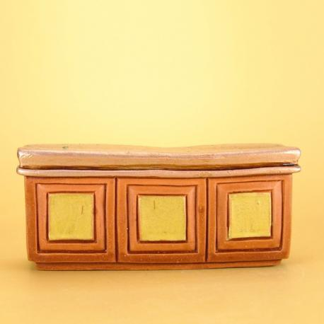 Comptoir de Bar, accessoire miniature