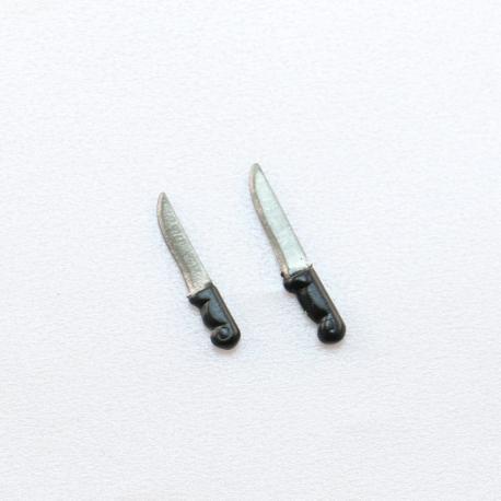 Couteau mini outil par deux