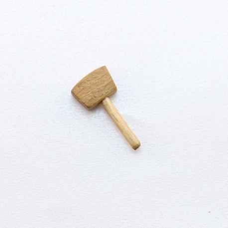 maillet bois mini outil