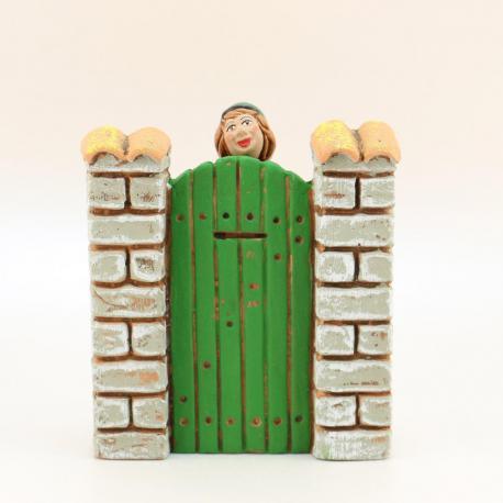 Portillon, accessoire miniature