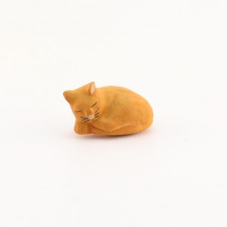 Chat en boule