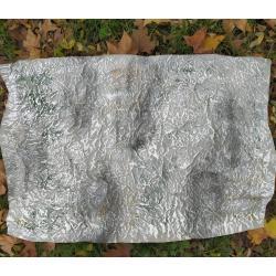 Papier relief mer grand