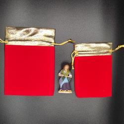Pochette cadeau 3à5 santons