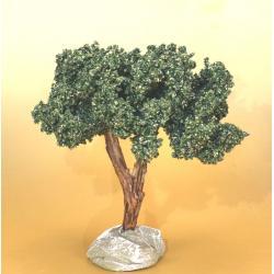 Arbre Olivier, accessoire miniature